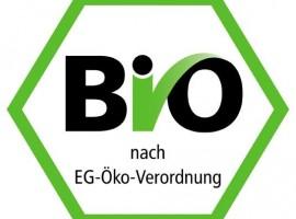 Cibo biologico label