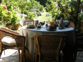 Il giardino dei semplici, Manta, Cuneo, Italien
