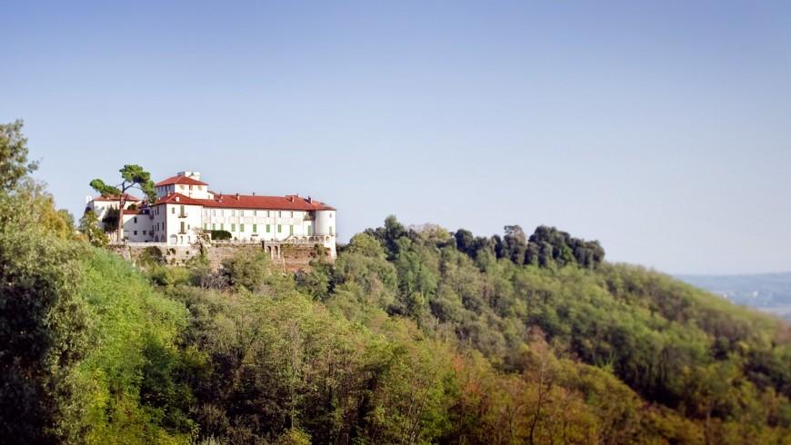 Schloss von Masino, Caravino, Turin