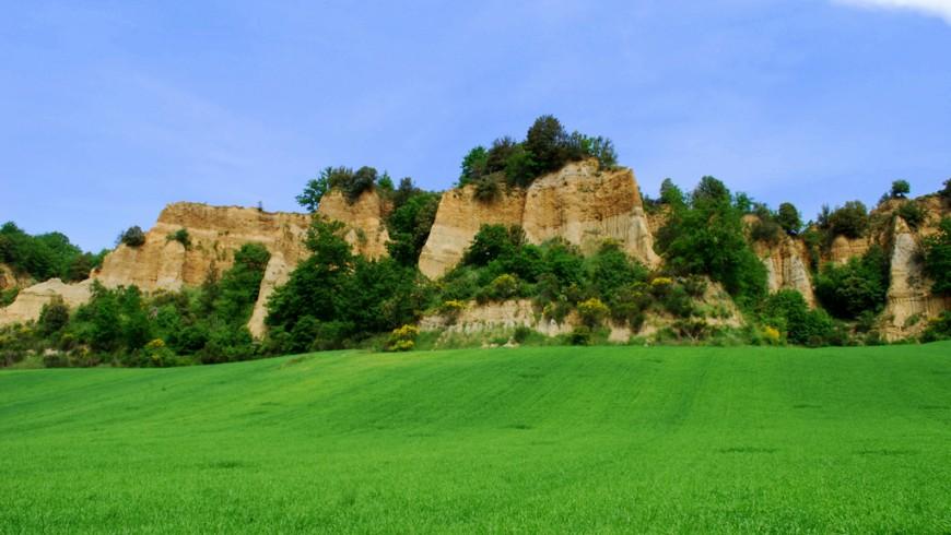 Canyon-Italia-Balze-di-Valdarno