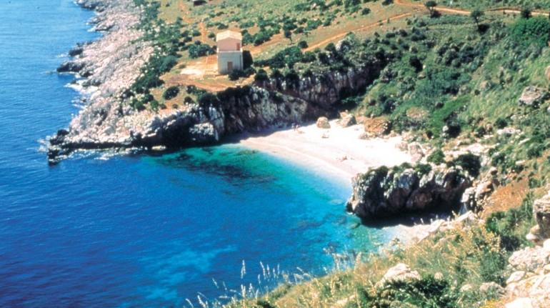 Eintauchen in die Natur des Sizilianischen Landes