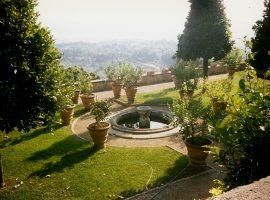 Die Gärten der Medici-Villen