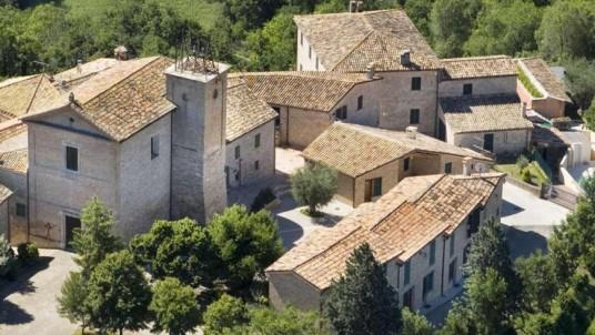 Ein altes Dorfviertel wird zu einem Diffuso Hotel