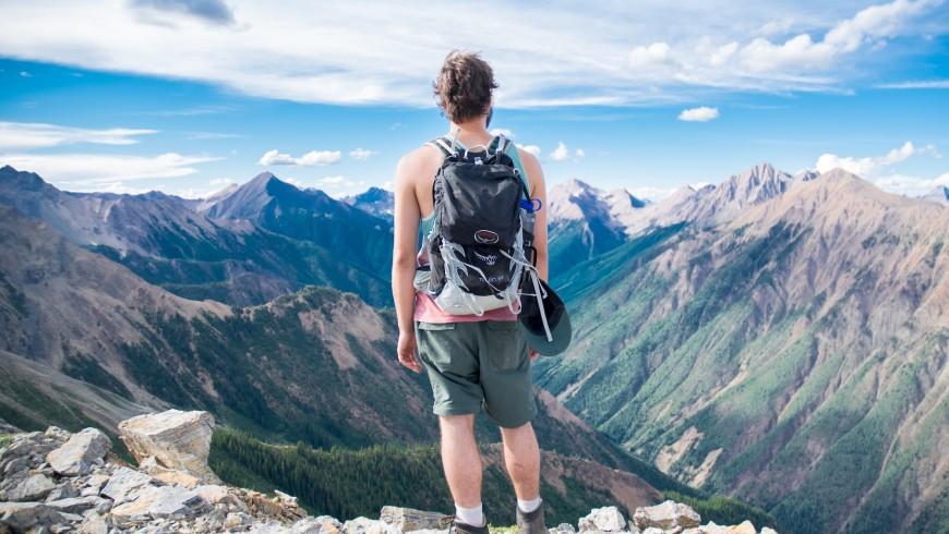 Nachhaltiger Tourismus im Urlaub ohne Auto in den Alpen