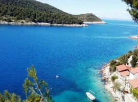 Eco cottage am Meer in Kroatien