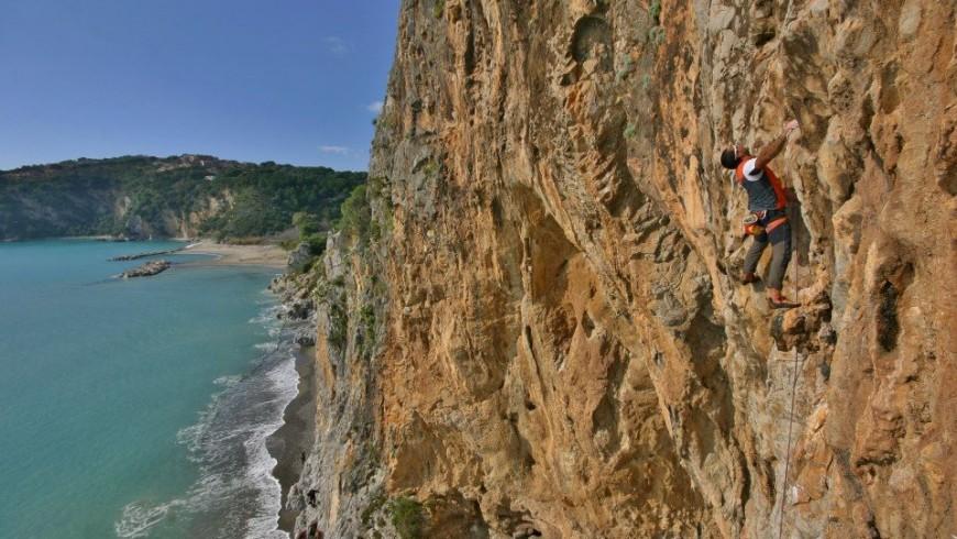 10 Top Kletterorte in Italien - Palinuro, Kampanien
