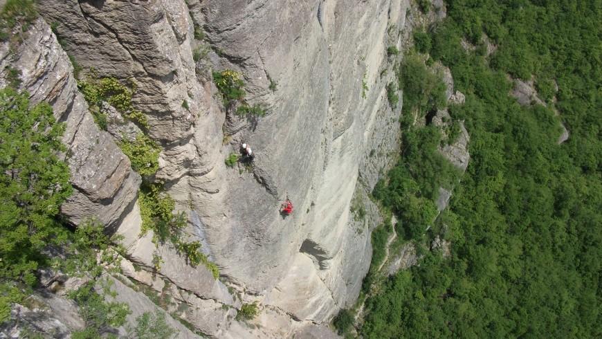 10 Top Kletterorte in Italien - Bismantova