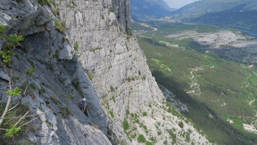 10 Top Kletterorte in Italien - Val del Sarca - Trentino