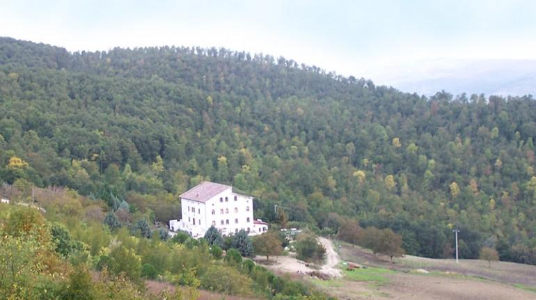 Bauernhaus auf den Dauni Bergen - Apulien