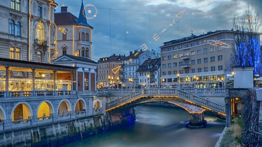 Ljubljana, Grünes und umweltfreundliches Reisen nach Slowenien