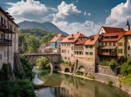 Škofja Loka - Grünes und umweltfreundliches Reisen nach Slowenien