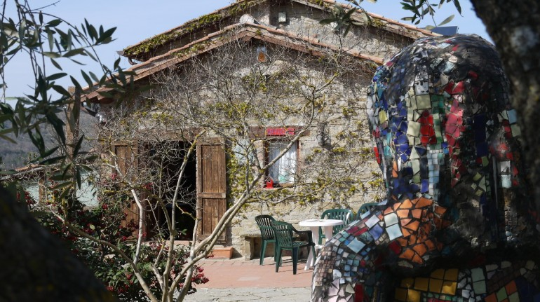 Eine spirituelle Flucht nach Italien: Yoga und Kunst in Umbrien