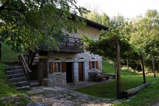 Die Zeit in Forgaria Monte Prat anhalten: der Geist von Karnien