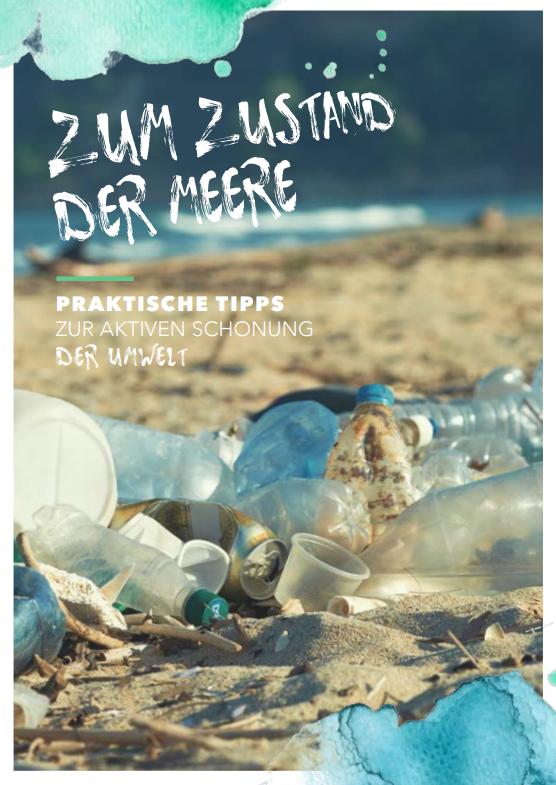 Aktiv im Urlaub zum Meeresschutz beitragen