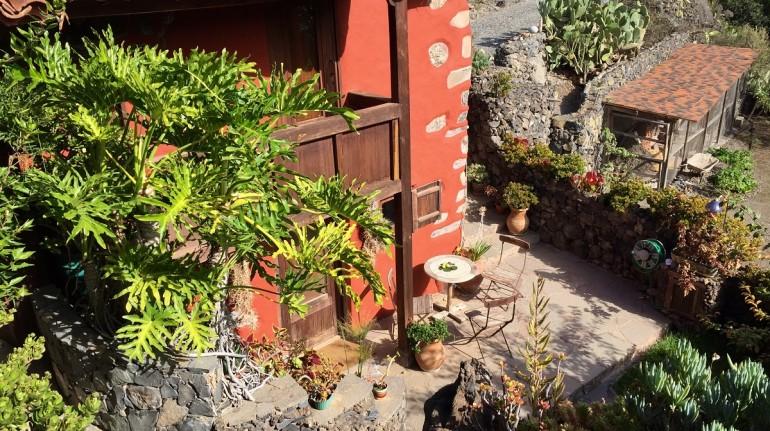 La Tanquilla, das Kanarische Ökohaus welche in die Zukunft schaut