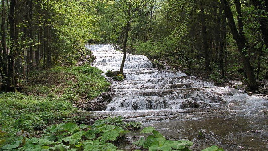 Veil Wasserfälle , Ungarn