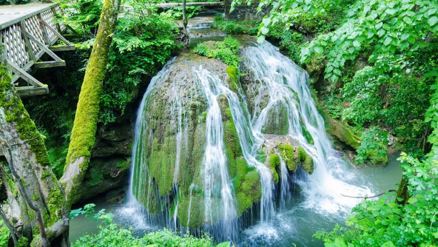 Bigar Wasserfall, Rumanien