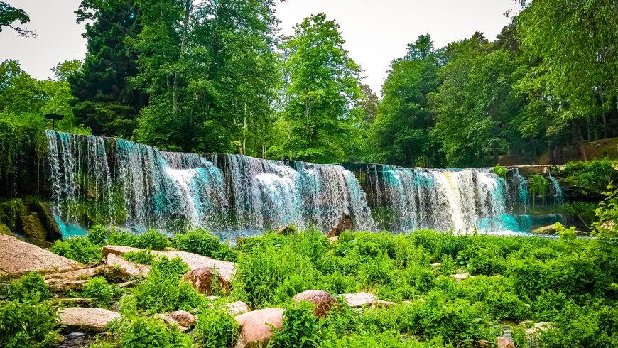 Keila Wasserfälle, Estland