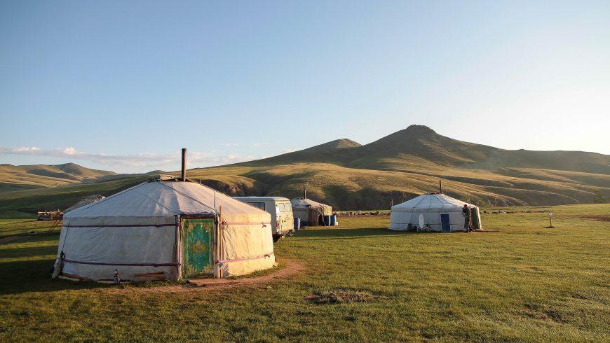 yurt nature
