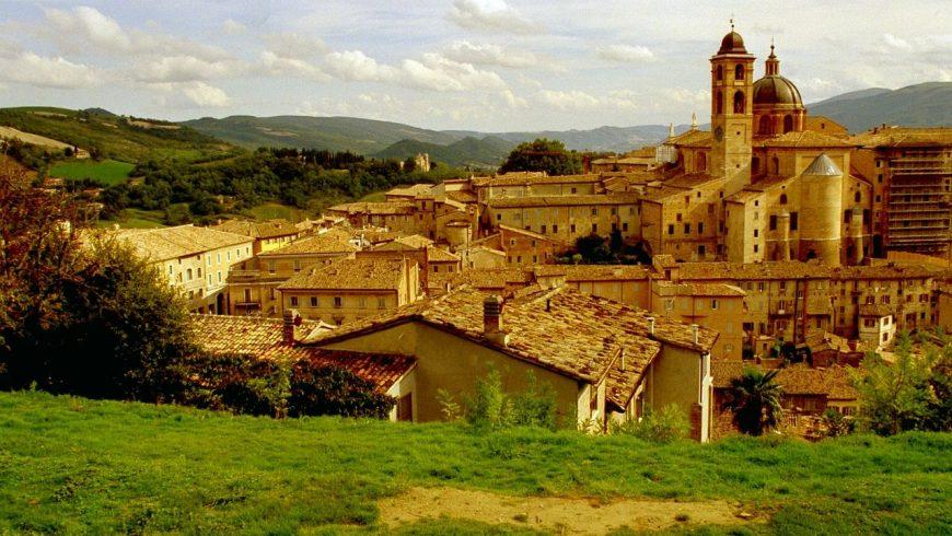 Arcevia - Ancona Italien