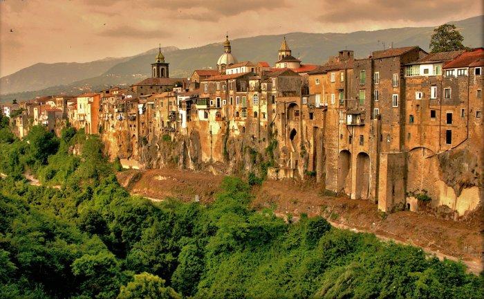 Unbekannter Ort Sant Agata de'Goti