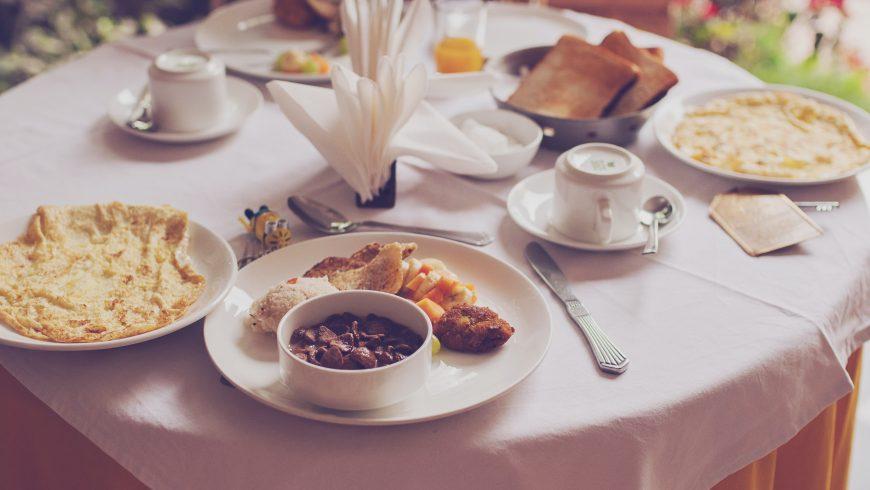 Umweltfreundlich frühstücken Hotel