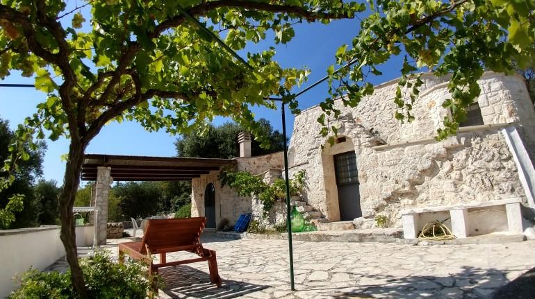Ein Bauernhof in Val d'Istria