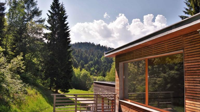 Ein Ferienhaus für Gruppen im Trentino