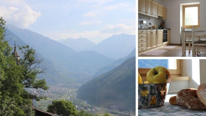 Entspannung in den Bergen- Dein Ferienhaus in der Natur