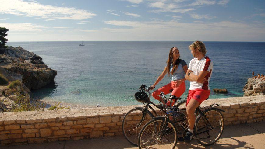 Romantische Routen Istrien