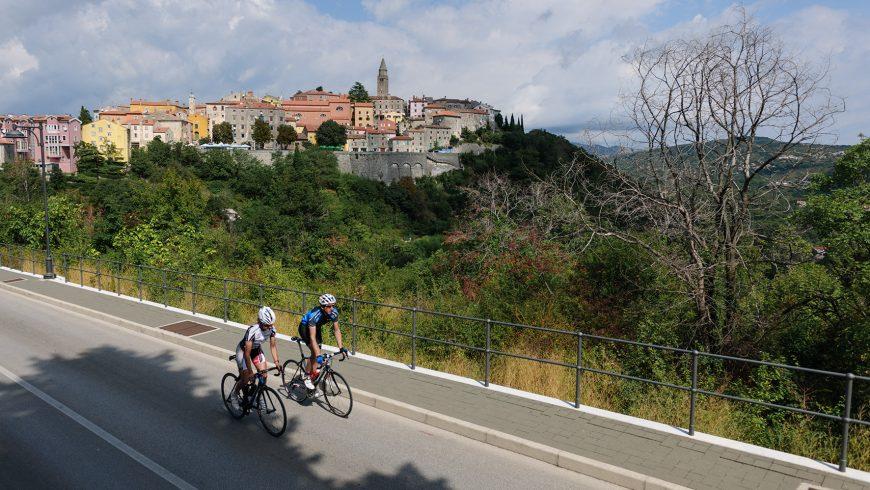 E-Bike Route Labin-Rabac