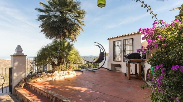 Ökohotel Haus Tarsan Spanien