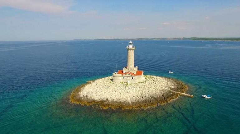 Ökohotel Leuchtturm Porer, Kroatien