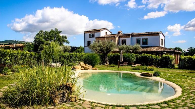 Ökohotel Bio Bauernhof Coroncina Italien
