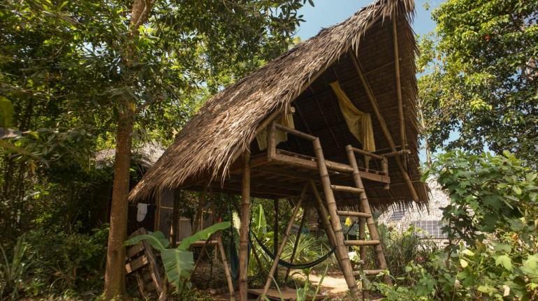 Ökohotel Ecocio Offgrid Backpackers Hostel