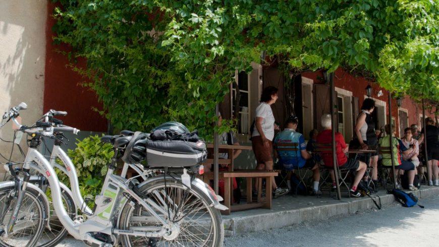 Pause E-Bike Ladestation