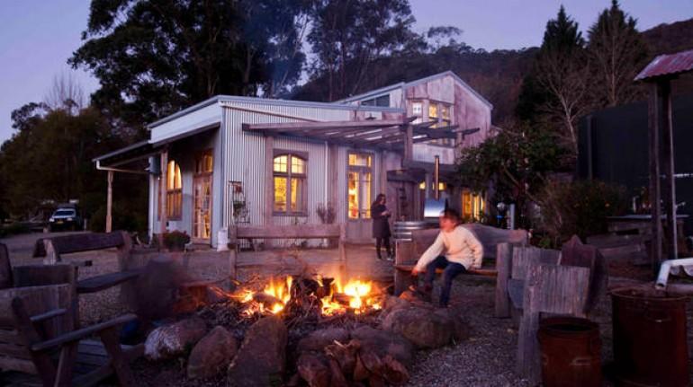 Ökohotel Brogers End, Australien