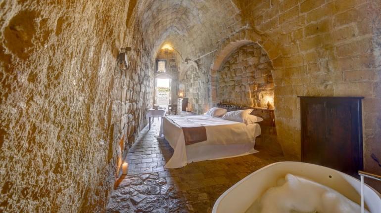 Ökohotel Sextantio Italien