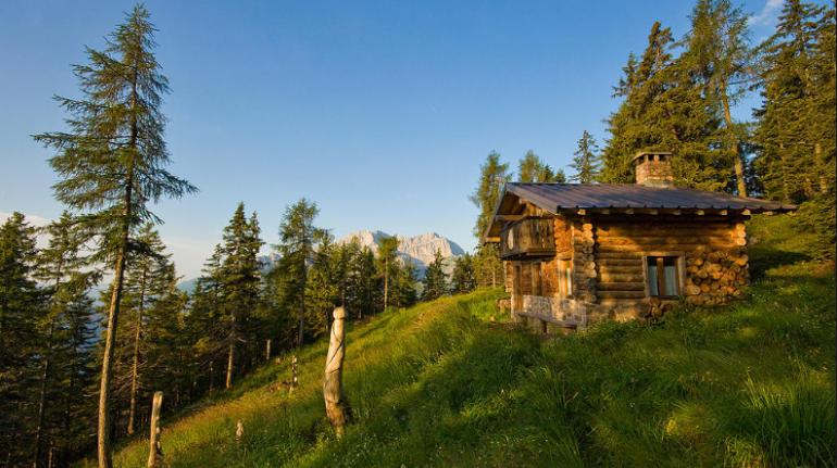 Ökohotel Alpin Chalet Italien