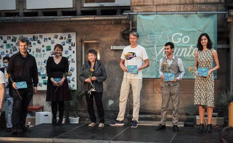 Die Gewinner:innen der Volunteer Awards 2020